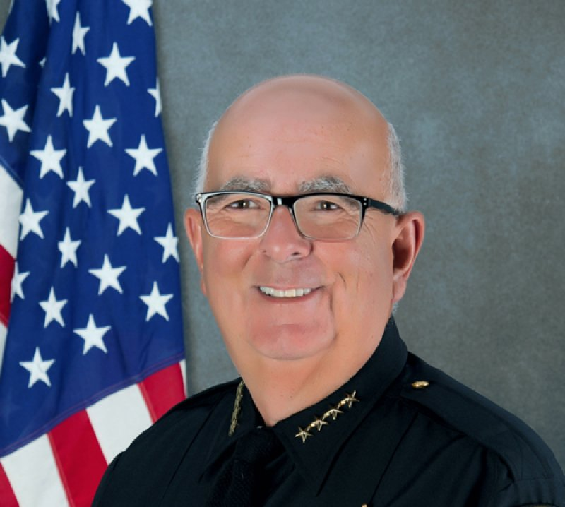 Saratoga County Sheriff Michael Zurlo has announced his campaign for reelection this year. Photo provided.