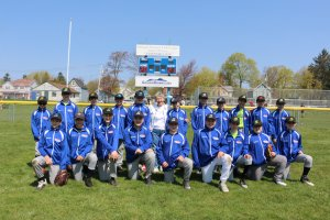Saratoga Springs Little League Opening Ceremony